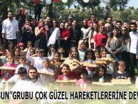 """""""AHBAP SAMSUN""""GRUBU ÇOK GÜZEL HAREKETLERERİNE DEVAM EDİYOR"""