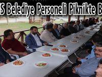 1 Mayıs Belediye Personeli Piknikte Buluştu