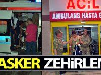 81 Asker Zehirlendi