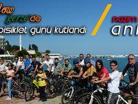 Dünya Bisiklet Günü Kutlandı, Nazım Hikmet Anıldı