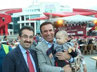 Her oy Türkiye için bir tuğladır