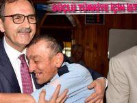 Şahin;Güçlü Türkiye İçin İstikrar Lazım