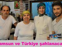 Samsun ve Türkiye şahlanacak