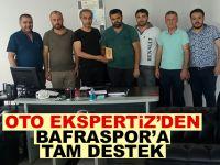 Oto Ekspertiz'den 1930 Bafraspor'a Tam Destek
