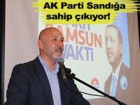 AK Parti 'Sandığa' sahip çıkıyor!