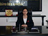 Yakakent Kaymakamı Sayın Selin SARI' nın Veda Mesajı.