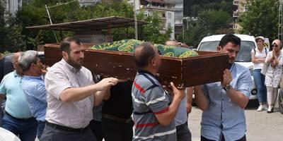 Şahinkaya'da Kaybolan Rehber Ebediyete Uğurlandı