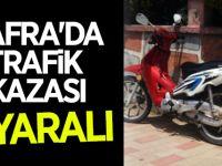 Bafra'da Trafik Kazası 3 Yaralı