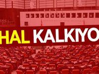 OHAL kalkıyor Bülent Turan Tarihi verdi