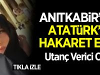 Anıtkabir'de Atatürk'e Hakaret Etti!