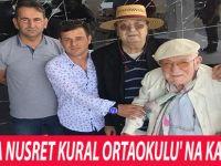 BAFRA NUSRET KURAL ORTAOKULU' NA KAVUŞUYOR