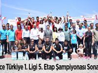Bocce Türkiye 1. Ligi 5. Etap Şampiyonası Sona Erdi