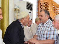 Ladik'te Hacı Adayları Uğurlandı