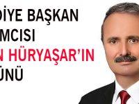 Bafra Belediye Başkan Yardımcısı Şaban Hüryaşar'ın Acı Günü