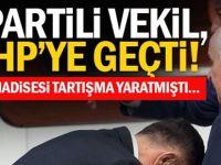 İyi Partili Vekil MHP'ye Geçti