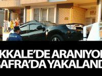 Kırıkkale'de Aranıyordu Bafra'da Yakalandı