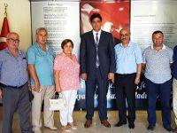 Bafra CHP İlçe Yönetiminde Yeni İlçe Emniyet Müdürüne Ziyaret