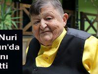 Şişko Nuri Samsun'da Hayatını Kaybetti