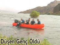 Baraja Düşen Genç Öldü