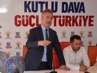 19 Mayıs İlçesinde Ak Parti İlçe Danışma Meclisi Toplantısı Gerçekleştirildi