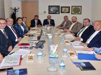 TOBB AB Uyum Komisyonu Göksel Başar Başkanlığında Ankara'da Toplandı