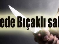Lisede Bıçaklı saldırı
