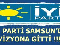 İyi Parti Samsun'da Revizyona Gitti !!!