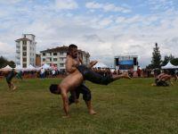 Boyabat Belediyesi Yağlı Güreşleri