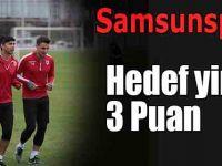 Samsunspor'da Bayrampaşa Hazırlıkları