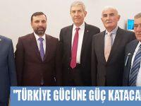 """Yılmaz;""""Türkiye Gücüne Güç Katacak"""""""