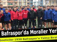 1930 Bafraspor'da Moraller Yerinde
