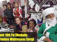 Yakakent 100.Yıl İlkokulu Öğrencilerinden Muhteşem Sergi