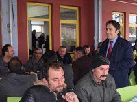 Başkan Kıyma TYP Personeline Veda Yemeği Düzenlendi