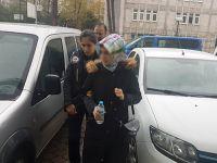 Sinop'da Aranan Zanlı Samsun!da Yakalandı