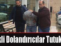 Nitelikli Dolandırıcılar Tutuklandı