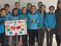 İlkokul Öğrencilerinden Mektuplaşma Projesi
