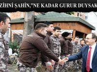 'NE KADAR GURUR DUYSAK AZDIR!..'