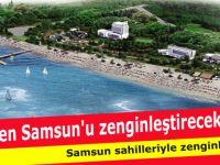 Samsun'u Geliştirecek Projeler Üretiyoruz