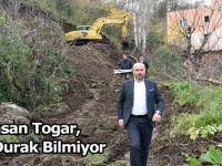 Hasan Togar, Dur Durak Bilmiyor
