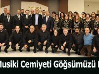 Bafra Musiki Cemiyeti Göğsümüzü Kabarttı