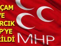 ALAÇAM VE ASARCIK MHP'YE VERİLDİ