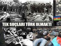Tek Suçları Türk Olmaktı