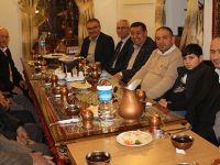 Hadef'ten Havza Belediye Başkanı İkiz'e Ziyaret