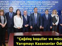 Azerbaycan Basın Konseyi Ödüllendirilmesi