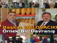 Gerze Belediyesi Kese Kağıdı Dağıttı