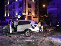 Atakum'da Feci Kaza 5 Yaralı