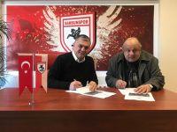 Yılport Samsunspor geleceğin yıldızlarına sahip çıkıyor