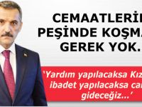 'KIZILAY ARTIK BİZİM GÜLEN YÜZÜMÜZ'