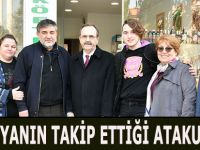 'DÜNYANIN TAKİP ETTİĞİ ATAKUM!..'
