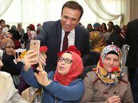Canik'te Kadınlar Günü unutulmadı